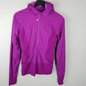 LULULEMON In Flux Jacket | Regal Plum | 6